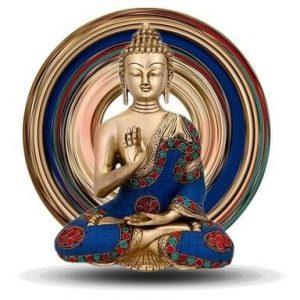 Buddha 3D Wall Sticker