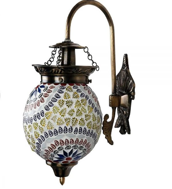 Multicolor Wall Hanging Lamp