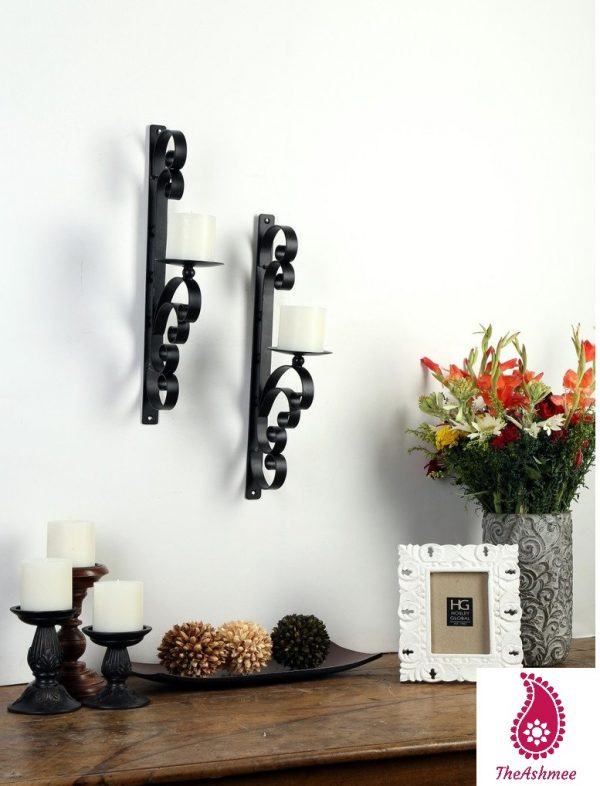 Decorative Wall Sconce/Candle Holder