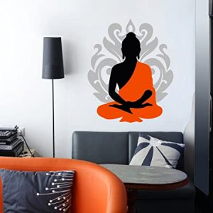 Buddha Wall Decal Sticker for Home Wall Decoration