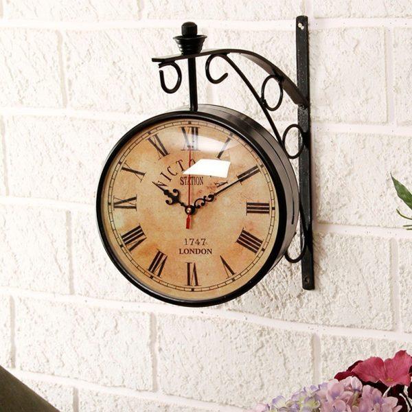 London Station Wall Clock