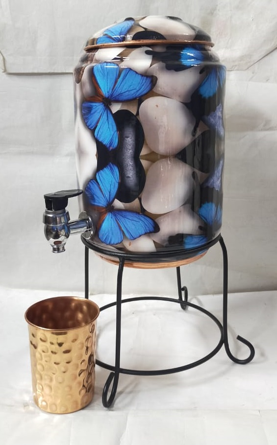 copper water container Tank Dispenser