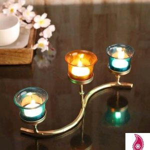 Metal Tealight Holder