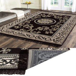 Black Color Carpet