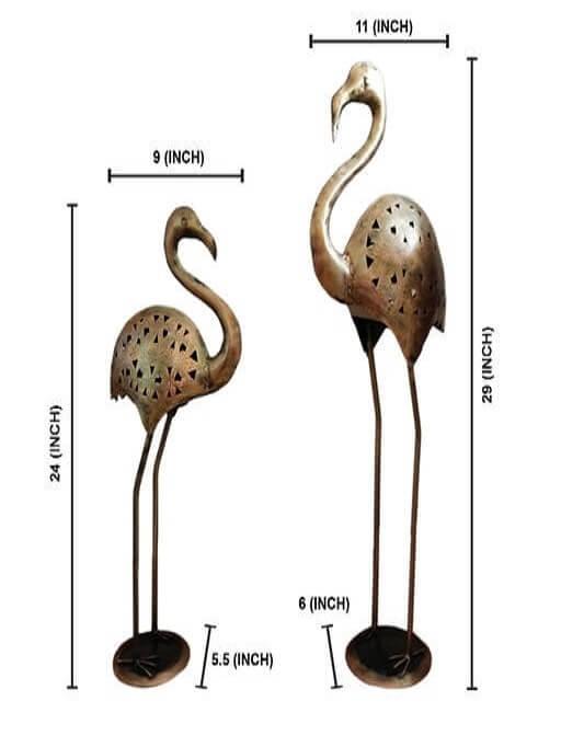 Swan Tea Light Holder (3)